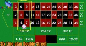 Six Line atau Double Street