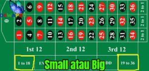 Small atau Big